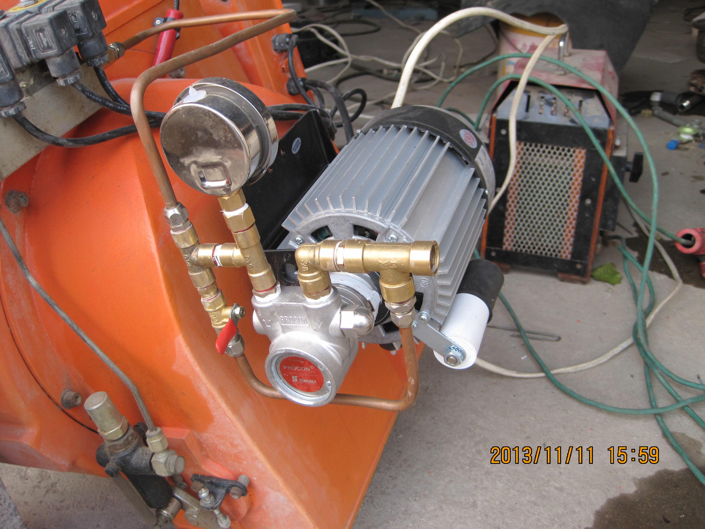 吉利金刚油泵线束电路图